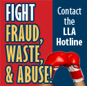 Louisiana Fraud Report Hotline